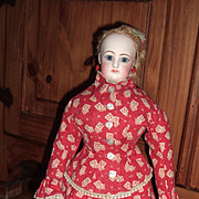 18 1/2&quot; Most Beautiful Gesland French Fashion Doll w/Corset & Original Coiffe