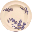 (2) Serving Bowls- COPELAND FLOW BLUE - Ashburne Pattern -1850-1867