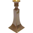Fantastic Limoges Candlestick ~ Hand Painted with Pearl Iridescent ~ Bernardaud & Co France 1914-1930
