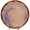 Lovely Pickard Studio forget-me-nots Cabinet Plate ~ Hand Painted and signed by Zuie Mc Corkle ~ 1905-1910