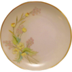 Beautiful Pickard / Rosenthal Bavarian Porcelain Cabinet Plate ~ Hand Painted with Yellow Buttercup ~ Artist �Anton Beutlich� Signed ~ 1905-1910