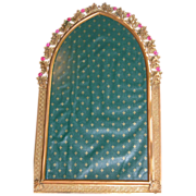 SALE Picture Frame or Mirror - Jeweled & Ornate Vintage Vanity Picture Frame or For Mirror
