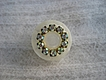 Fabulous Vintage Rhinestone Button