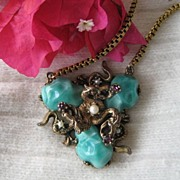 Magnificent Dragon Necklace