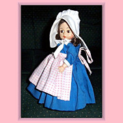 REDUCED Madame Alexander Belgium 8� Doll