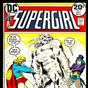 SALE 1973 Supergirl Comic, No. 7