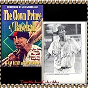 SALE 1994 The Clown Prince of Baseball Book by Max Patkin and Stan Hochman