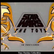 SALE 1995 Star Wars The Toys 30 Postcards