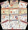 1940's Fun at The Breakfast Table Cereal Box Premiums