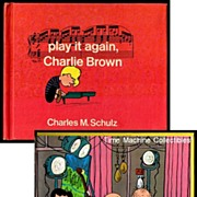 1971 Play It Again Charlie Brown Children�s Book