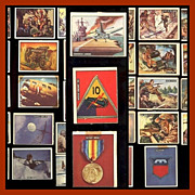 39 Topps 1950 Freedom's War Trading Cards
