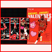 1991 Michael Jordan Valentines by Cleo Inc.