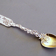 SOLD Shiebler Love Token Spoon 1892