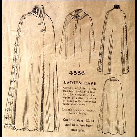 Vintage Clothing Pattern 114