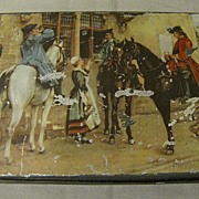 Vintage Riley's Toffee Tin, Made in England