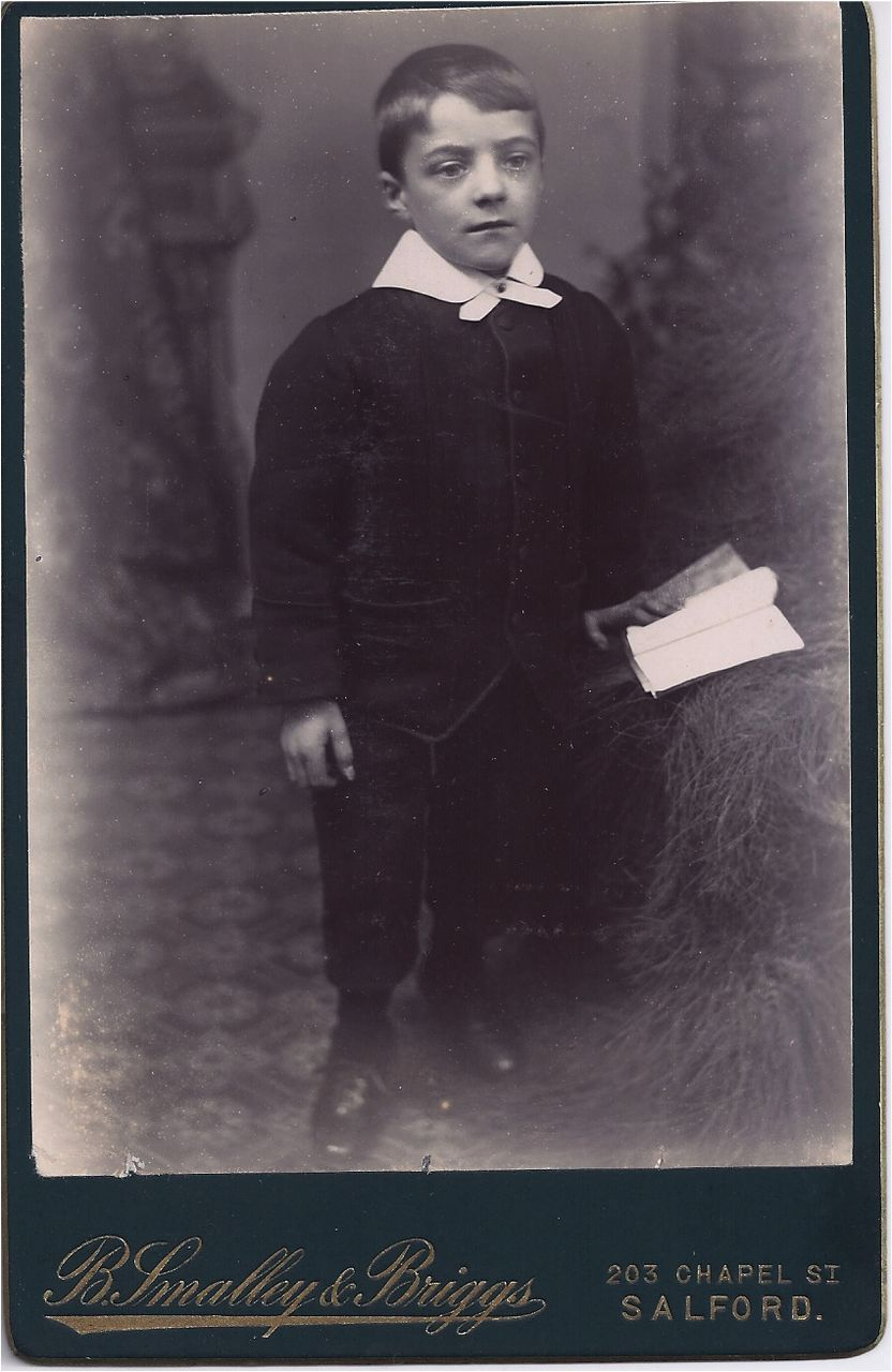 Judy's Dress Shop Laporte IN http://www.rubylane.com/item/169093-2495-7/Victorian-Cabinet-Photograph-Young-Man