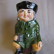 Artone Staffordshire England Toby Jug