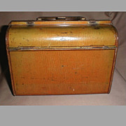 Fabulous 1904 Huntley & Palmers Biscuit Tin, HANDBAG