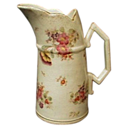 SALE Gorgeous Hand-painted Pitcher Royal Bonn