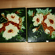 SALE Pr. Of  6x6&quot;  English Tiles