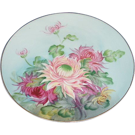 Hand Painted Porcelain Made In Occupied Japan