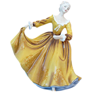 SALE Royal Doulton Figurine Kirsty HN2381