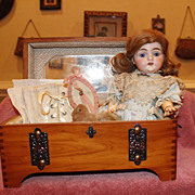 SOLD 12 inch Sweet as Pie early KESTNER 143 Doll