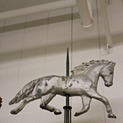 19th Century Horse Weather Vane