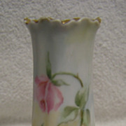 Vintage Rose Design Hat Pin Holder