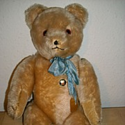 REDUCED Vintage Teddy bear from the German manufacture  Grisly