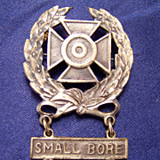 US Military Small Bore Marksman Medal