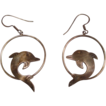 Taxco Mexico ~ Sterling Dolphin Earrings ~ Free Shipping!