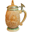 Avon ~ Tribute to the Wild West ~ Collectible Beer Stein ~ 1993