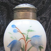 SALE Mt. Mount Washington art Glass Victorian shaker