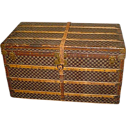 Antique Louis Vuitton Trunk