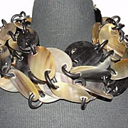 Horn of Plenty Torsade Necklace Reduced