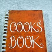 Vintage First Edition Jacksonville Sesquicentennial Cooks' Book