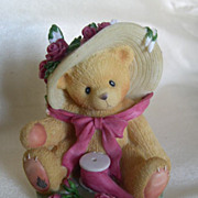 AVON Exclusive Cherished Teddies - Janet