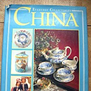 SALE Everyday Collectibles CHINA Book Introduced by Anthony Curtis