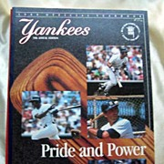 SALE 1988 New York Yankees Official Yearbook - 39th Edition