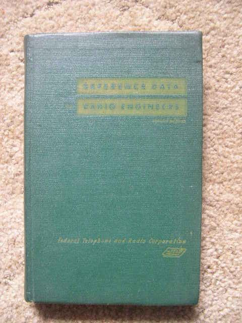 Reference Data for Radio Engineers Second Edition 1947