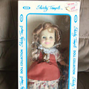 "SALE Ideal Shirley Temple Doll - ""Suzannah of the Mounties"" - 1983"