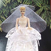 "Hallmark Keepsake - ""Wedding Day Barbie"" - Fourth in a Series - 1997"