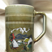 SALE Made in Ireland Wade Tankard Stein or Mug