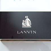 SALE PENDING Vintage Lanvin ARPEGE Three Cakes of  Hand Soap Set
