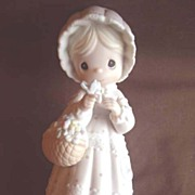 Enesco Precious Moments  1993 Special Limited Edition Figurine