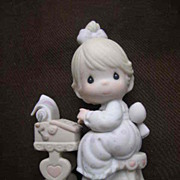 "SALE Enesco Precious Moments  ""You Are the Type I Love"" Figurine"
