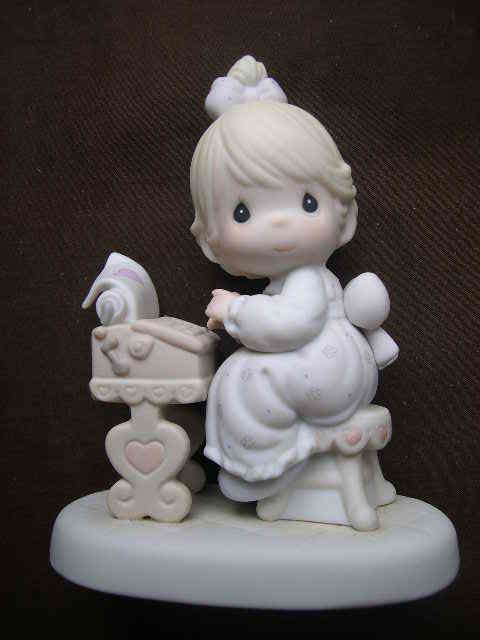 "Enesco Precious Moments  ""You Are the Type I Love"" Figurine"