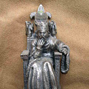 Fantasy & Legend King Arthur Pewter Sculpter Figurine