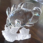 "Swarovski Crystal - ""Butterfly Fish"" - Retired!"